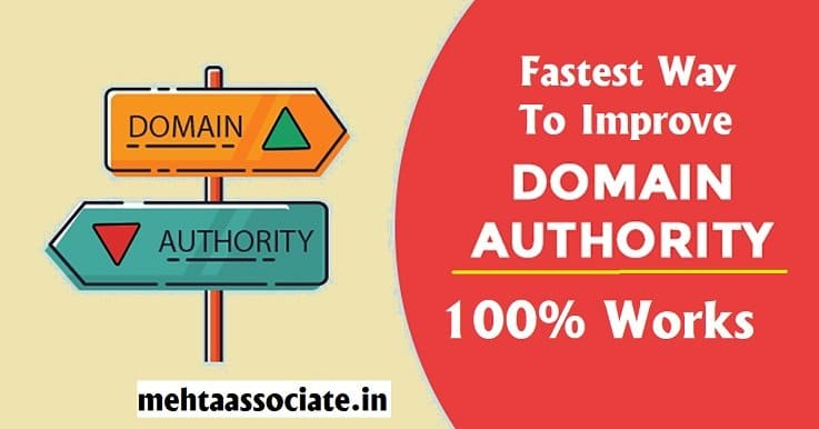 Fastest Way To Improve Domain Authority