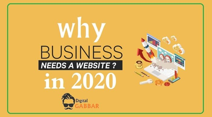 business website in 2020