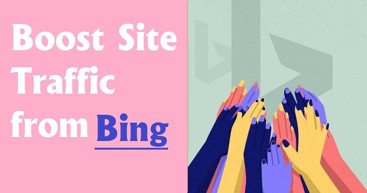 Boost Site Traffic from Bing