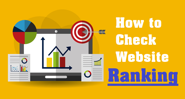 how to check website Ranking