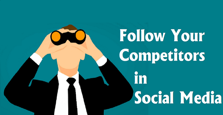 Follow Your Competitors in Social Media