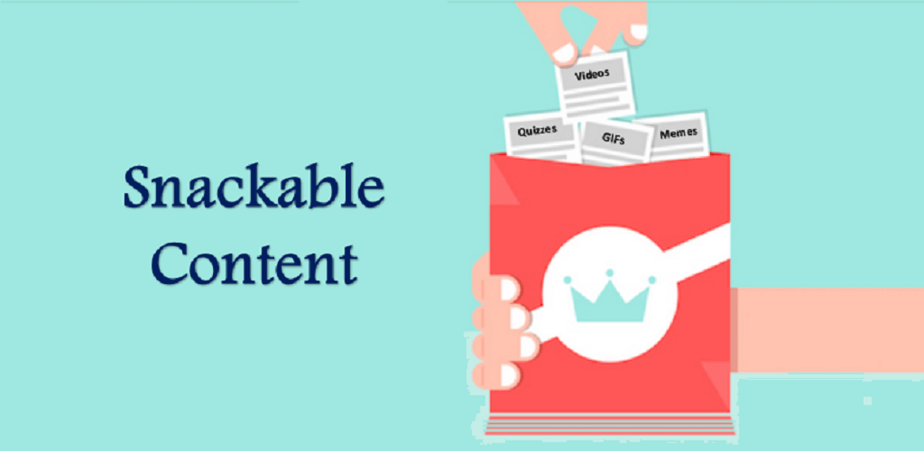 Tips on Building Snackable Content