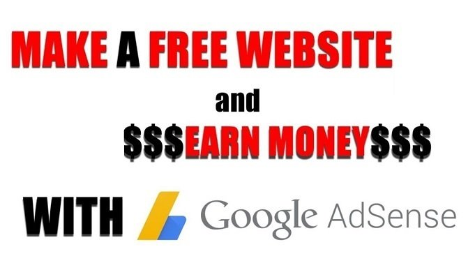 free website earn money